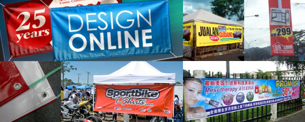 Banner Printing in Malaysia